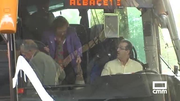 Desaparece la preocupación de 80 municipios: el autobús sigue funcionando