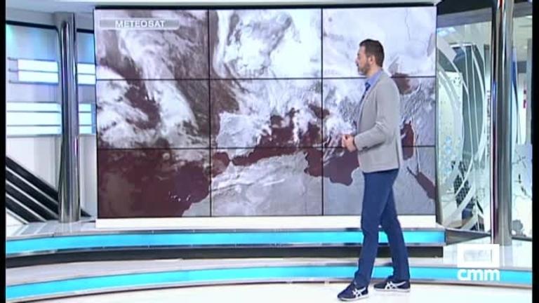Fuertes rachas de viento en Cuenca y Albacete de hasta 90 km/h