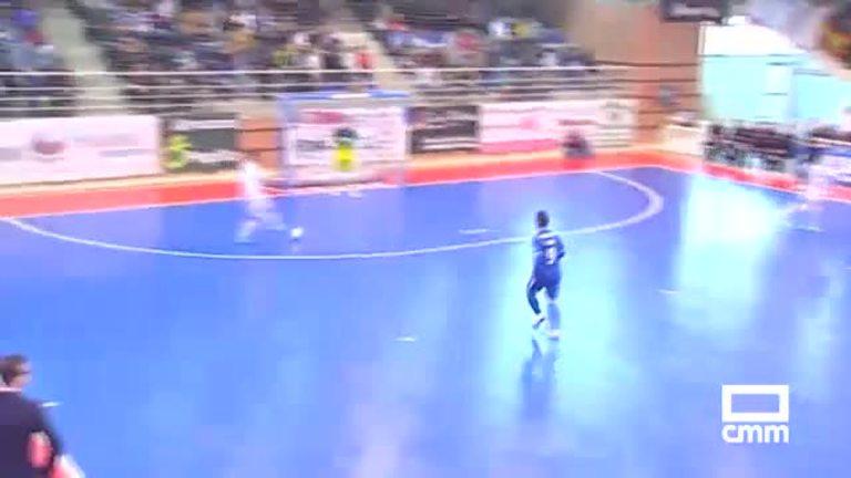 FS Valdepeñas - Noia Portus (3-2)