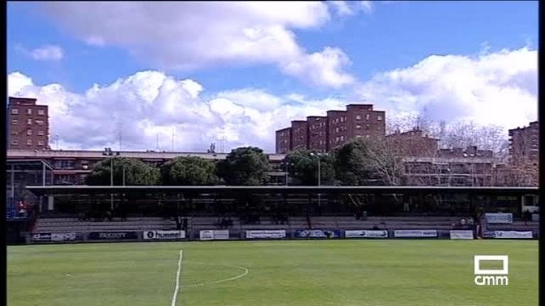 Fútbol 2ª B. CF Talavera - RCD La Coruña B