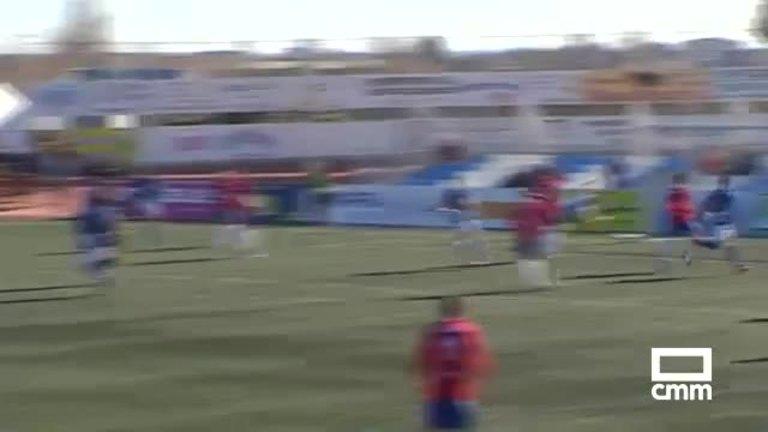 Yugo-UD Socuellámos - CP Villarrobledo (2-1)