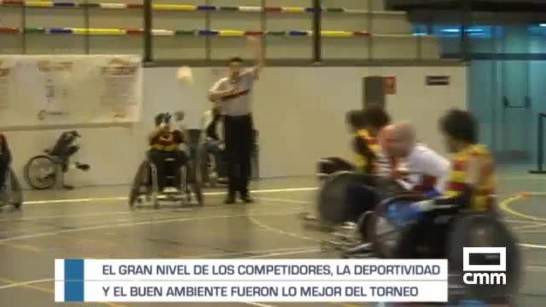 Nacional de Rugby en silla de ruedas