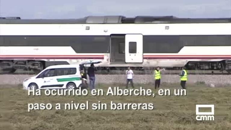 Un muerto en la colisión de un camión y un tren en Alberche del Caudillo, y otras noticias que te pueden interesar