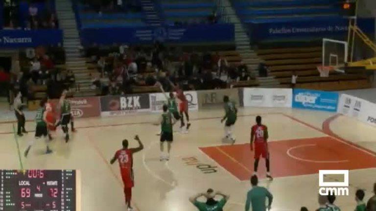Basket Navarra - Arcos Albacete (69-72)