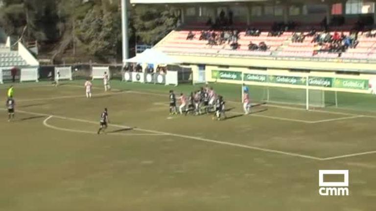 UB Conquense - Atlético Ibañés (1-0)