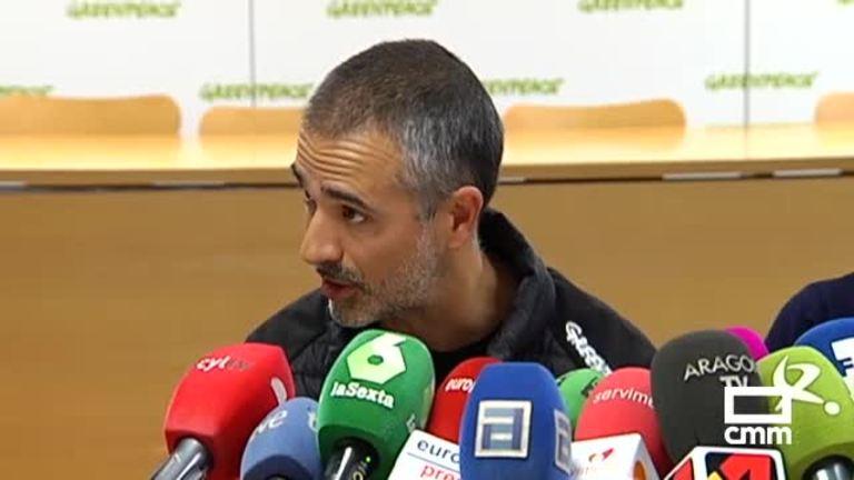 Greenpeace pide cerrar el millón de pozos ilegales en toda España