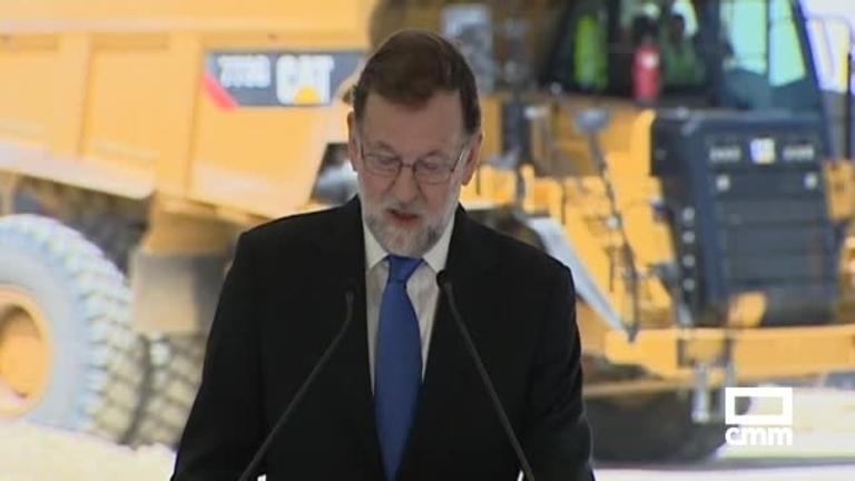 Rajoy en Albacete: