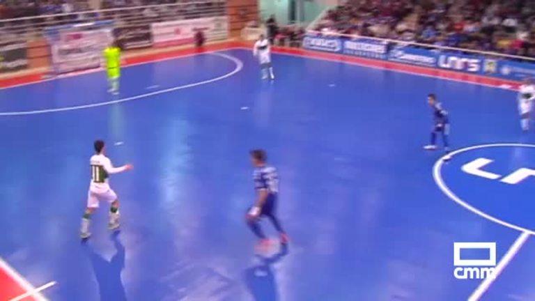 FS Valdepeñas - Elche CF (5-2)