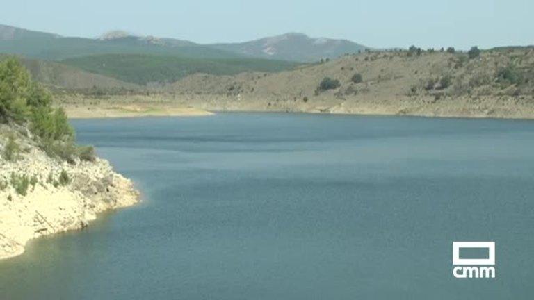 Preocupación en el corredor del Henares: el pantano de Beleña en alerta
