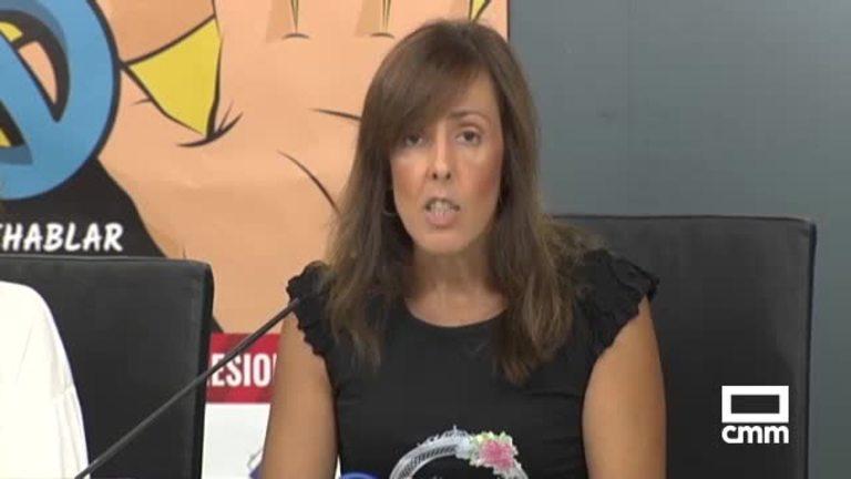 Campaña de prevención de agresiones sexuales durante la Feria de Albacete