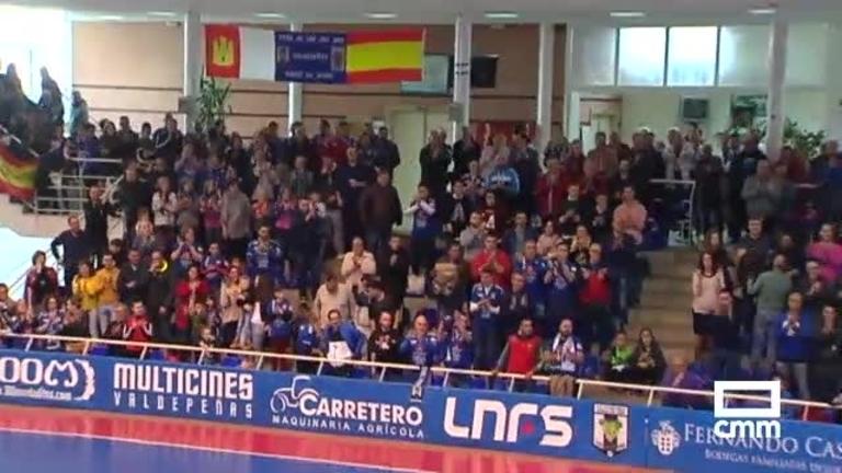 FS Valdepeñas - Prone Lugo (4-0)