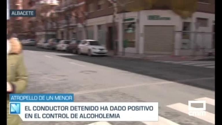 Detenido el presunto autor del atropello a un menor en Albacete