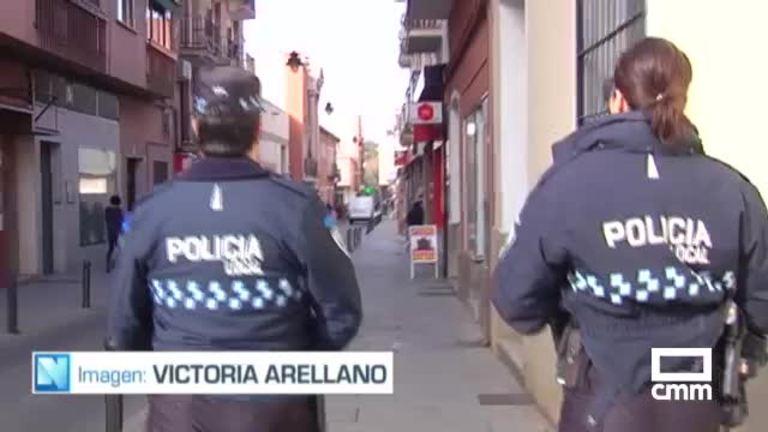 La policía de Daimiel evita una agresión machista gracias a las cámaras de seguridad