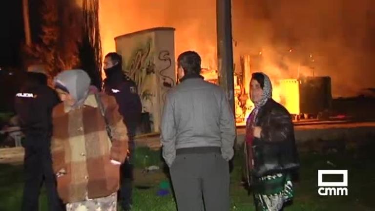 Unas 130 familias viven en asentamientos ilegales en Albacete, según las ONG