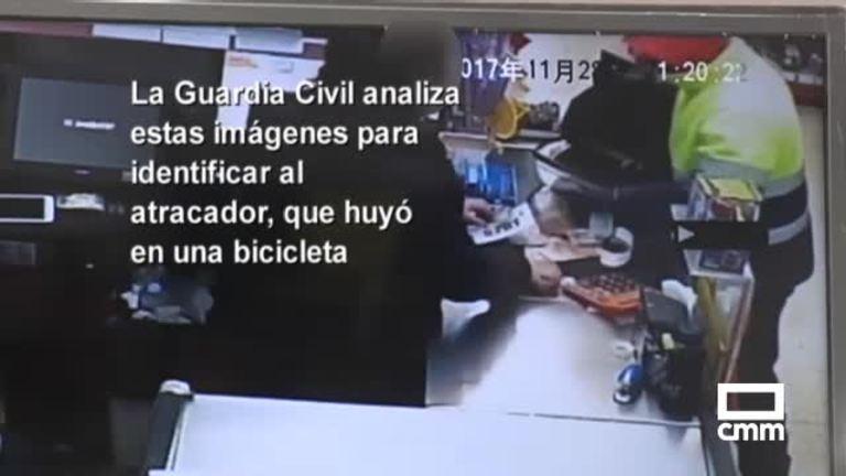 Atraco a punta de pistola en un supermercado de Yunquera de Henares