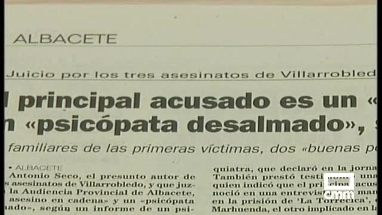 El Seco vuelve a la cárcel tras amenazar con un cuchillo a una mujer en Albacete
