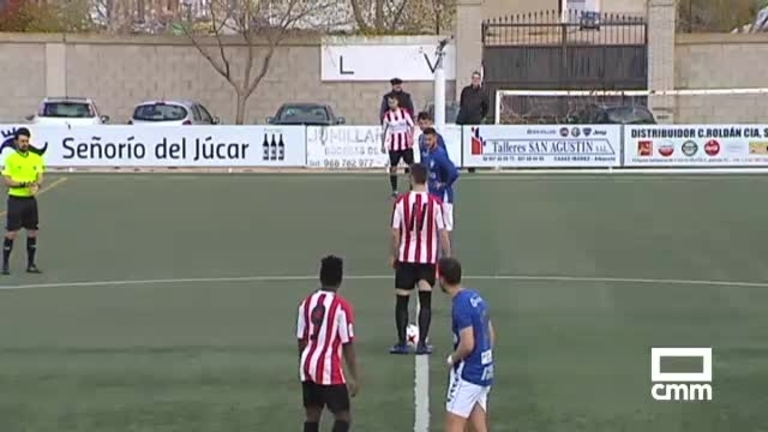 Atlético Ibañés - UD Socuéllamos (0-5)
