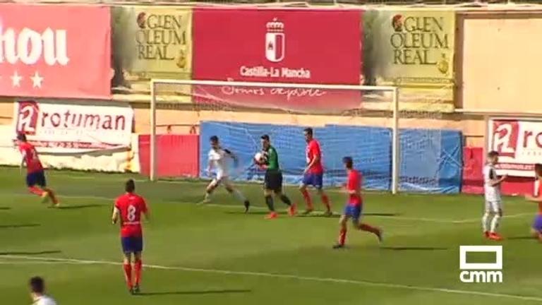 Albacete B - CD Miguelturreño (4-2)