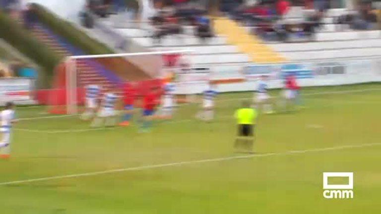 CP Villarrobledo - CD Villacañas (1-0)