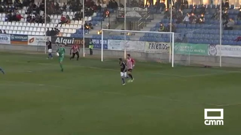 CF Talavera - CCD Cerceda (1-0)