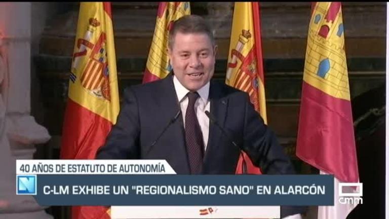 Castilla-La Mancha a las 2 - Viernes