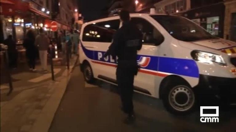 Atentado en el centro de París: muere un joven y el atacante es abatido por la policía