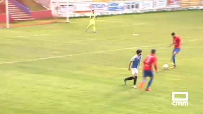 CP Villarrobledo - UD Almansa (2-1)