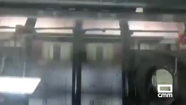 Puigdemont retuitea un vídeo de la impresión de papeletas del 1-O