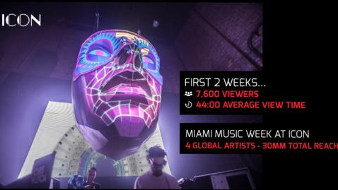 Thumbnail for entry ICON Miami   Top 25 DJ Deorro