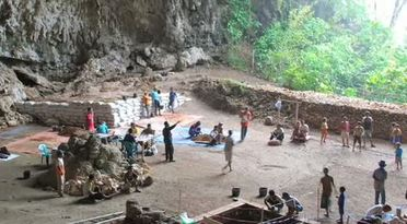 Hobbits On Flores Indonesia The Smithsonian Institution S Human