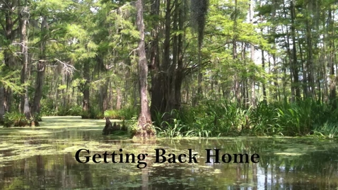 Getting Back Home: Vickie Cofield