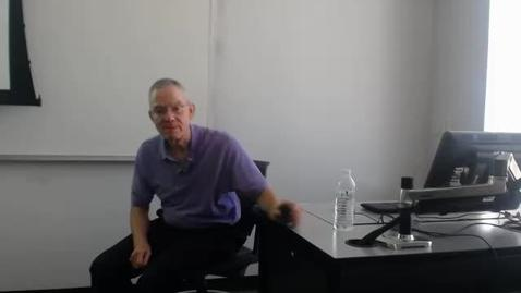 Corrections: Professor Tannahill's Lecture of May 5, 2016
