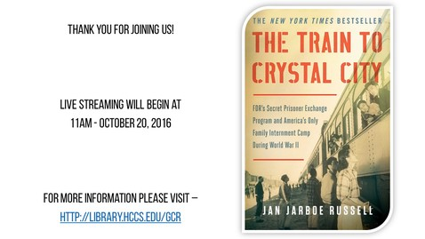 Train to Crystal City