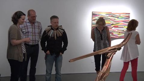 HCC Central Gallery presents With the Grain