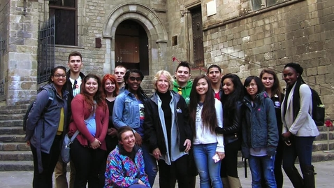 HCC Honors College Study Abroad 2015