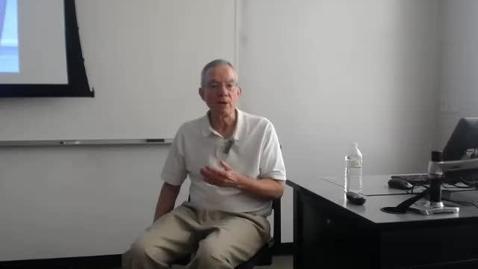Texas Budget Process: Professor Tannahill's Lecture of April 28, 2016