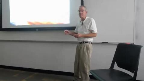 CHIP: Professor Tannahill's Lecture of April 28, 2016