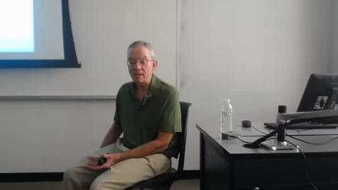 Texas Revenues II: Professor Tannahill Lecture of April 26, 2016