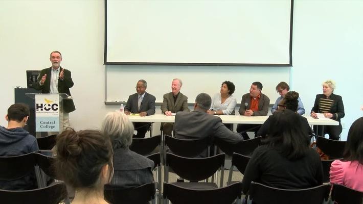 Cimarron Spirit Film: Panel Discussion