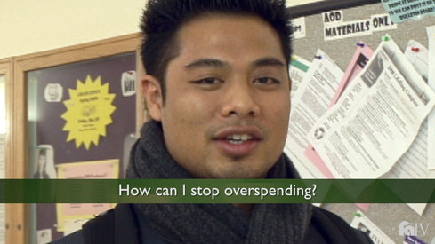 How can I stop overspending?