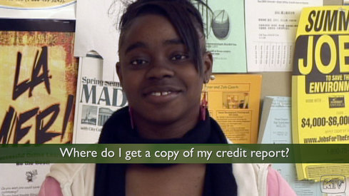 Where do I get a copy of my credit report?