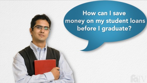 Loan Prepayment During School