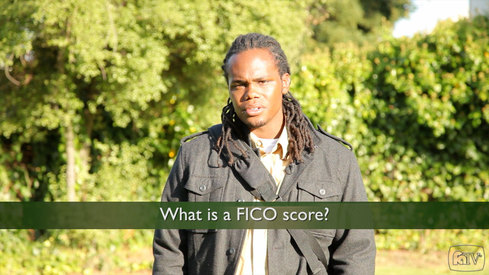 What is a FICO score?