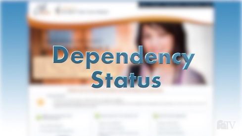 2019-20 California Dream Act Application Tutorial First Time Filer - Dependency Status