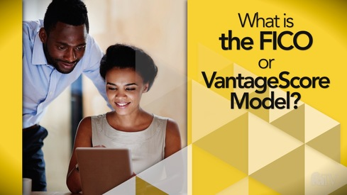 What is the FICO or VantageScore Model?