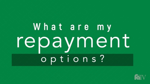 What are my repayment options?