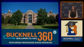 Thumbnail for entry Bucknell360: Getting Personal with Molecules and Health Care