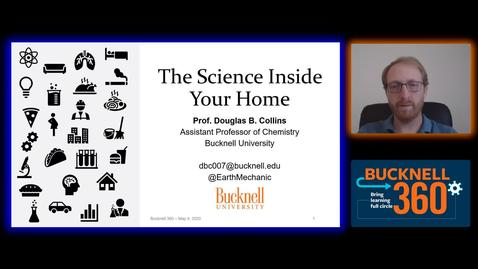 Thumbnail for entry BU360 - The Chemistry of Being Indoors