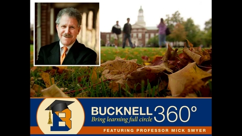 Thumbnail for entry Bucknell 360: Is There a Secret to Aging Well?