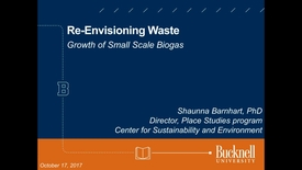 Thumbnail for entry Bucknell 360: Re-envisioning Waste